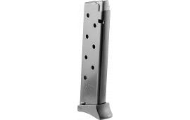Bersa THUN380BLMAG Thunder 380 ACP 8rd Finger Extension Thunder 380 Black Finish