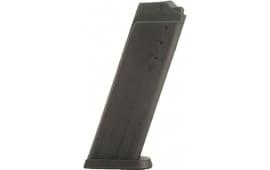 HK 214305S USP 9mm Luger 15rd Polymer Black Finish