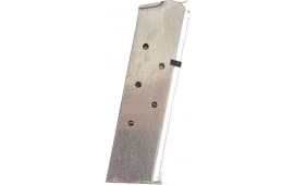 Springfield Armory PI4520 Magazine 1911 45 ACP 7rd Stainless Blued