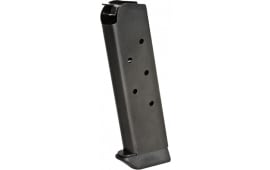 Springfield Armory PI6086 Magazine 1911 45 ACP 7rd Steel Blued