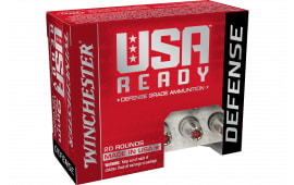 Winchester Ammo RED9HP 9mm 124 Hexhp Usready - 20rd Box