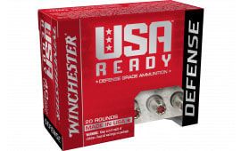 Winchester Ammo RED40HP 40S 155 Hexhp Usready - 20rd Box
