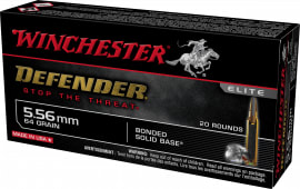 Winchester Ammo S556PDB 5.56 64 BSB DFND - 20rd Box
