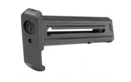 Ruger 90045 Mark II 22 Long Rifle (LR) 10rd 22/45 Steel Blued Finish