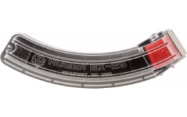 Ruger 90591 10/22 22 Long Rifle (LR) 25rd BX-25 Plastic Clear Finish