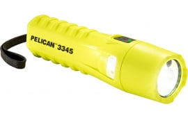 Pelican 033450-0101-245 3345 LED Flashlight