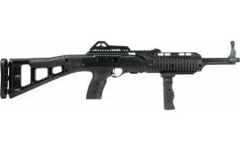 "Hi-Point 4595TSFG 4595TS Carbine Semi-Auto 17.5"" 9+1 Polymer Skeleton W / Forward Folding Grip Black"