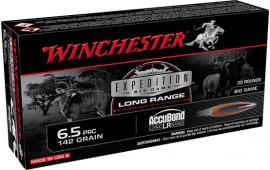 Winchester Ammo S65PLR 6.5PRC 142 Ablr - 20rd Box