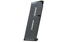 Wilson Combat 47OXCHV 1911 Compact 45 ACP 6rd Stainless Steel Finish Low-Profile Steel Base Pad
