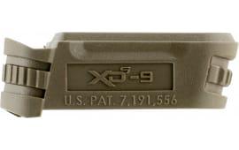 Springfield Armory XDS5901MFDE XD-S 9mm Magazine Sleeve Flat Dark Earth Finish