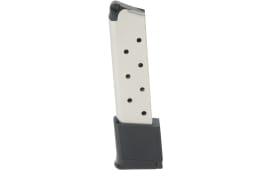ProMag COL04N Colt 1911 45 ACP 10rd Nickel Finish