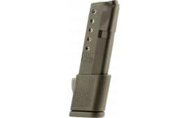 ProMag GLK11 Glock 42 Magazine 380 ACP 10rd Black Finish