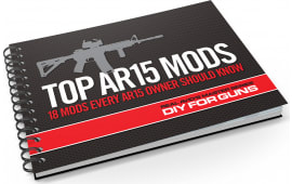 Avid AVTOPMODS TOP AR15 Mods DIY FOR Guns Book