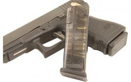 ETS Group GLK-19-10 Glock 19 9mm 10 rd G19/26 (Gen 1-4) Polymer Clear Finish