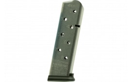Chip McCormick Custom 17130 1911 45 ACP 8 rd Stainless Finish