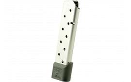 Chip McCormick Custom 17150 1911 45 ACP 10rd Silver Finish