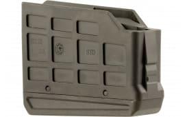 Winchester Guns 112098802 XPR 243 Win/308 Win/7mm-08 Rem 3 rd Black Finish