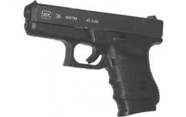 Pearce Grip PG360 For Glock 36 Grip Extension Black Polymer