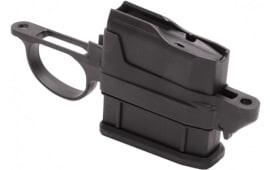 Howa ATIK5R3006REM Ammo Boost Kit Remington 700 BDL 25-06 Rem/270 Win/30-06 Sprg 5 rd Polymer Black