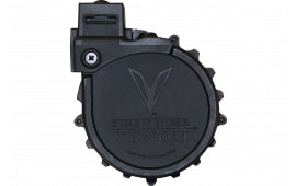 "Adaptive Tactical00902 Sidewinder Venom Rotary Mag 12 GA 2.75"" 10rd Poly Black"