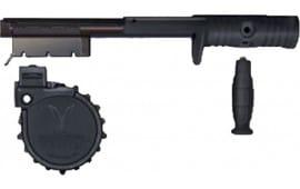 "AdaptiveTactical 05100 Venom Rotary Convrsion Kit 12 GA 2.75"" 10rd Moss500/88 Black"