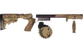 "Adaptive Tactical 03023 Sidewinder Venom 12 GA - 2.75"" 10 rd MultiCam"
