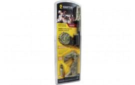 "Adaptive Tactical 03900 Venom Rotary Conv Kit w/M4 Stock 12 GA 2.75"" 10rd Moss 590"
