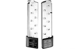 Chip McCormick Custom 12131 1911 45 ACP 8 rd Stainless Steel Finish