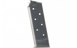 Chip McCormick Custom 14120 Match Grade 45 ACP 7 rd 1911 Compact Stainless Steel Finish