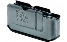 Remington 19636 Rem 7600 Short Action 4 rd Blue Finish