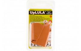 maglula UP60BO Lula 9mm to 45 ACP Mag Loader Orange Brown Finish