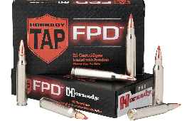 Hornady 80928 Personal Defense 308 Win/7.62 NATO 155 GR TAP-FPD - 20rd Box