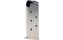 ProMag SIG17N Sig P238 380 ACP 6rd Black Polymer Base Plate/Steel Nickel Finish