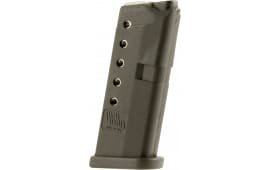 ProMag GLK10 Glock 42 380 ACP 6rd Black Finish
