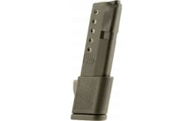 ProMag GLK11 Glock 42 Magazine 380 ACP 10rd Black Finish