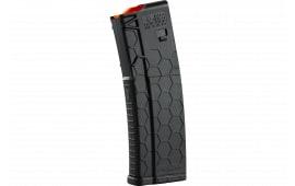 Hexmag HX30ARBLK AR-15 Multiple 30rd Black Finish