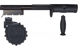 "AdaptiveTactical 05910 Venom Rotary Conversion Kit 12GA 2.75"" 10rd Moss 590 Black"
