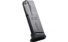 Sig Sauer MAG20224310 SP2022, SP2009 & SP2340. 357 Sig/40 S&W 10rd Blued Finish