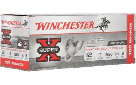 "Winchester Ammo WEX1233VP Xpert 3"" 11/8 STL - 100sh Box"