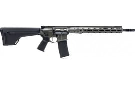 LWRC ICDIR5TG16CM DI Tungsten Gray Competition Model