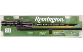 "Remington Barrels 24553 870 12 GA 23"" Blued Cantilever with Scope"