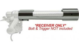 Remington 85282 700 Receiver Only Stainless Steel