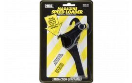 HKS 943 380/9mm Single Stack 9mm/380 Mag Loader Black Finish
