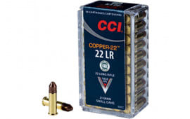 CCI 925CC 22 Copper 22LR 21 CHP - 50rd Box