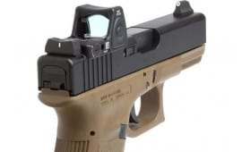 XS GL-0004S-4 DXW Standard Dot Suppressor Glock 17/19