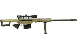 Barrett 18316 M82A1 416BA 29IN FDE w/Night Fision SHV4-14X56 CA