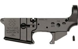 Noveske 04000000K AR-15 Stripped Lower Receiver Gen1 AR-15 Black Hardcoat Anodized