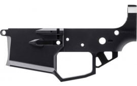 Rise Armament RA200BLK Receiver Stripped Lower Ripper Billet Black AR-15