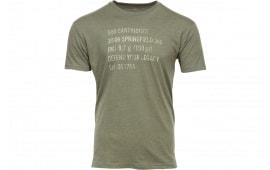 Springfield GEP44072X Mens Ammo CAN Tshirt ODG 2X