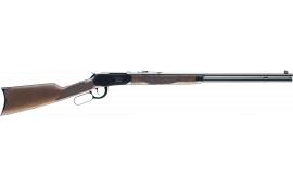 "Winchester Guns 534178175 94 Sporter Lever 25-35 Win 24"" 8+1 Black Walnut Stock Blued"